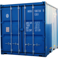 oplsagcontainer verhuur verkoop 10ft