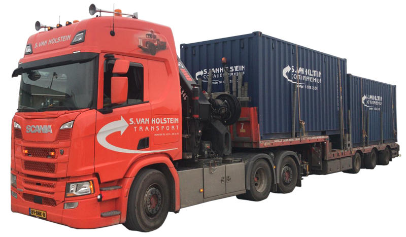 S van Holstein Container Transport